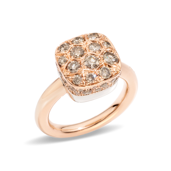 Ring Nudo Grande Solitaire
